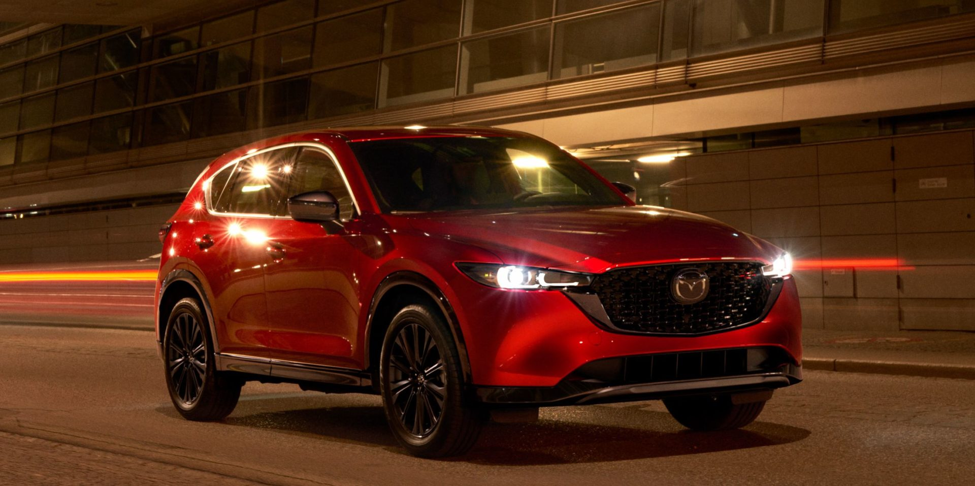 2022 Mazda CX-5 Adds Smoother Styling, Standard All-Wheel Drive